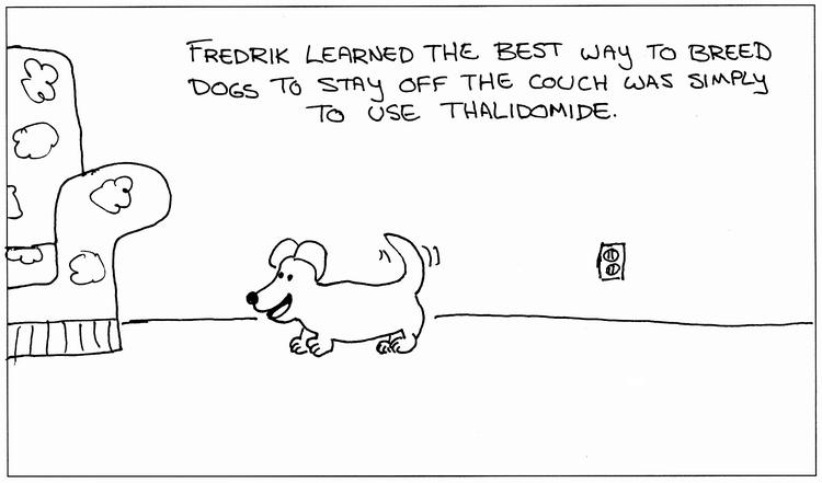 Thalidomide Puppy