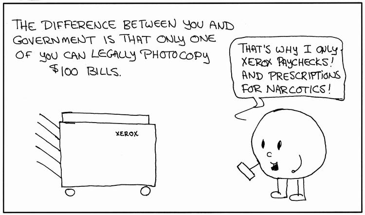 Xerox Is Your Friend