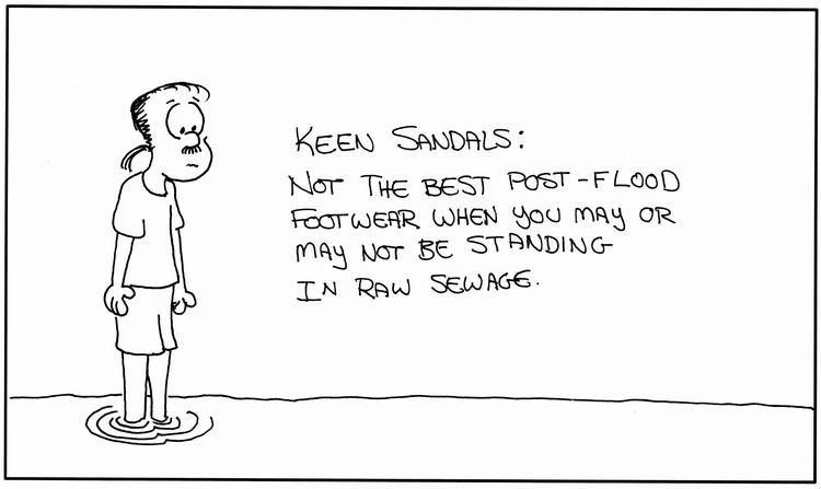 Not So Keen