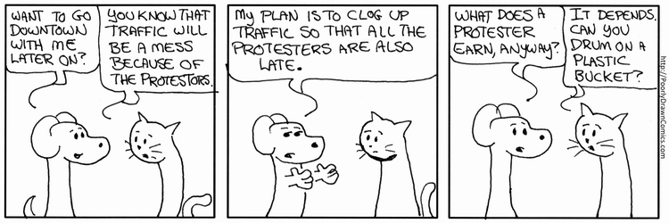 Occupy Webcomics