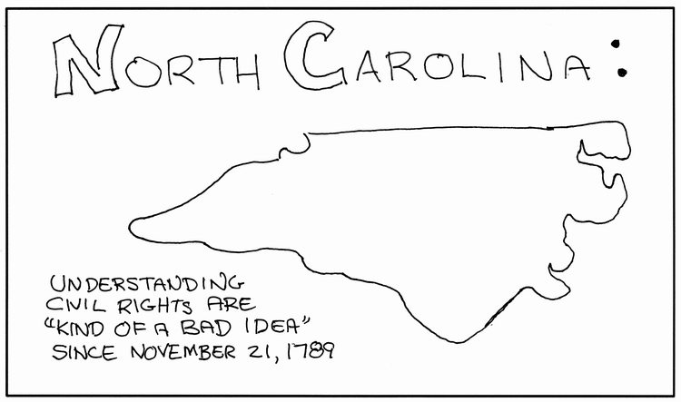 Visit North Carolina And Visit The Past